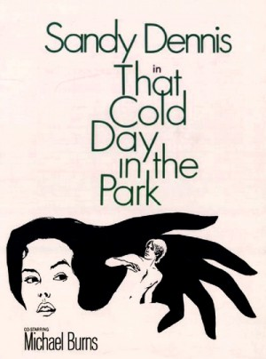 That Cold Day in the Park (1969) DVD9 and Blu-Ray
