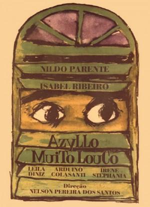 Azyllo Muito Louco / A Very Crazy Asylum / The Alienist (1970) DVD9