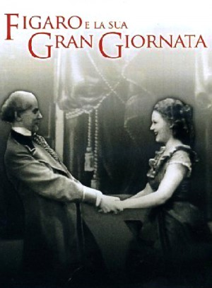 Figaro e la sua gran giornata / Figaro and His Great Day (1931) DVD5