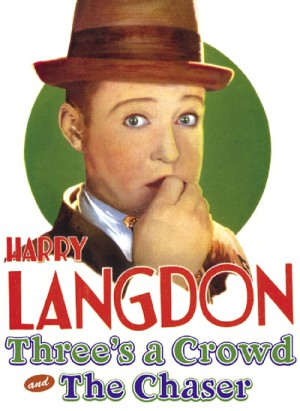 Harry Langdon: Three's a Crowd (1927), The Chaser (1928) DVD9