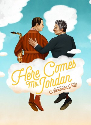 Here Comes Mr Jordan 1941 Criterion Collection