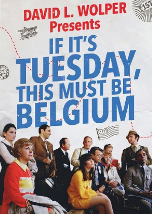 If It's Tuesday, This Must Be Belgium 1969