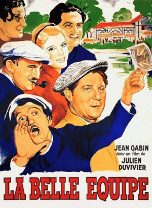 La belle equipe / They Were Five (1936) Blu-Ray