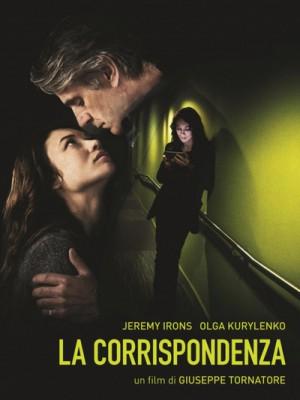 La corrispondenza / Correspondence (2016) DVD9 and Blu-Ray