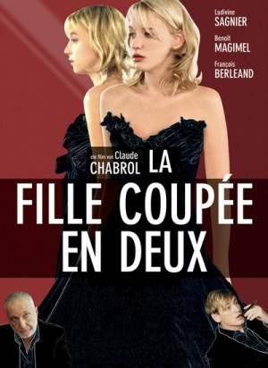 La fille coupee en deux / The Girl Cut in Two (2007) DVD9