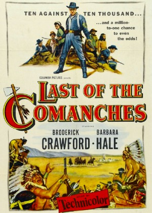 Last of the Comanches 1953