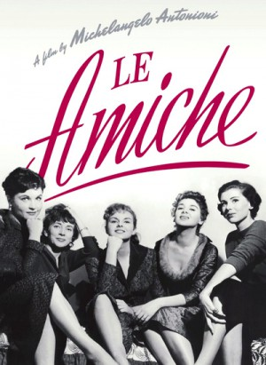 Le amiche / The Girlfriends (1955) Blu-Ray Criterion Collection