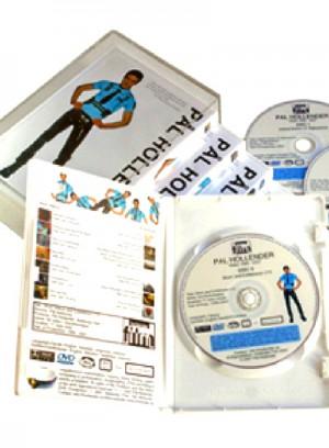 DVD box Pal Hollender - Video 1996-2007 (5 x DVD5)