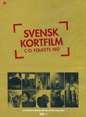 Svensk kortfilm Folkets bio Vol. 1