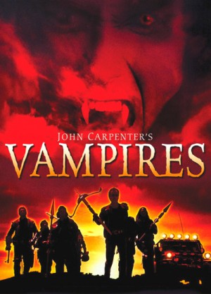 John Carpenter's Vampires (1998) Blu-Ray Limited Edition