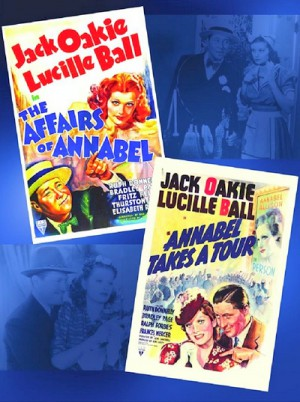The Affairs of Annabel (1938), Annabel Takes a Tour (1938) DVD9