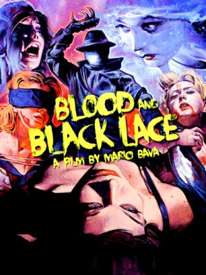 Blood and Black Lace 1964 Arrow Video 3-Disc Edition