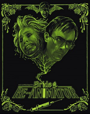 Bride of Re-Animator 1989 Arrow