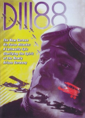 DIII88 / D III 88: The New German Air Force Attacks (1939) DVD5