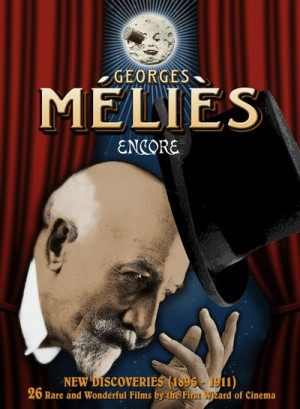 Georges Melies Encore: New Discoveries - 26 Rare and Original Films by the First Wizard of Cinema (1896-1911) DVD9