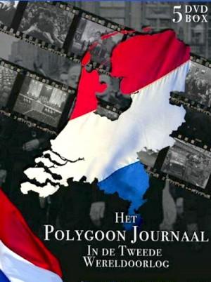 Het Polygoon Journaal in de Tweede Wereldoorlog (1940 - 1945) 5 x DVD5