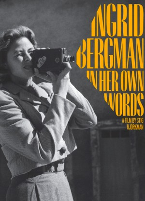 Jag ar Ingrid / Ingrid Bergman in Her Own Words (2015) Criterion Collection