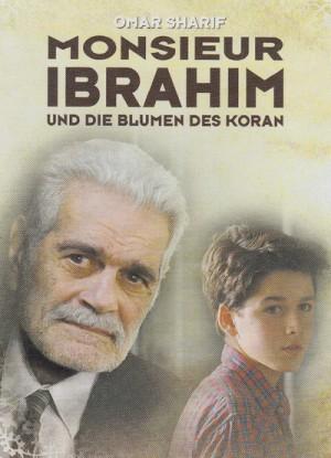 Monsieur Ibrahim et les fleurs du Coran (2003) DVD9 and Blu-Ray