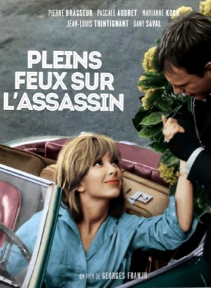 Pleins feux sur l'assassin / Spotlight on a Murderer (1961) Blu-Ray