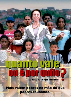 Quanto Vale Ou E Por Quilo? / What Is It Worth? (2005) DVD9