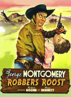 Robbers' Roost 1955