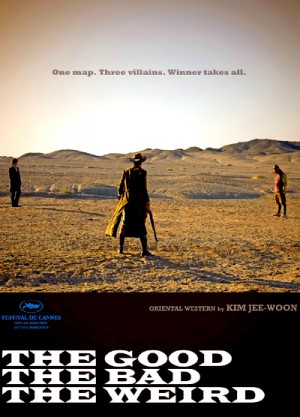 Joheunnom nabbeunnom isanghannom / The Good, the Bad, the Weird (2008) 3 x DVD9 Special First Press Limited Edition