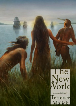 The New World 2005 Criterion Collection