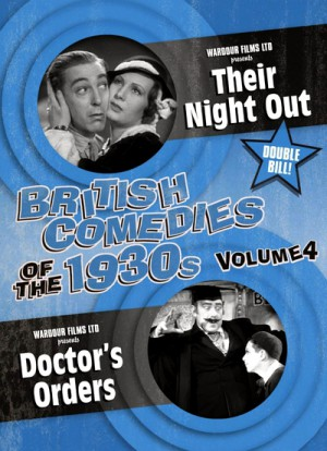 British Comedies of the 1930s - Volume 4: Their Night Out (1933), Doctor's Orders (1934) DVD9