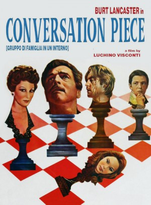 Gruppo di famiglia in un interno / Conversation Piece (1974) DVD9 and Blu-Ray Eureka! - Masters of Cinema