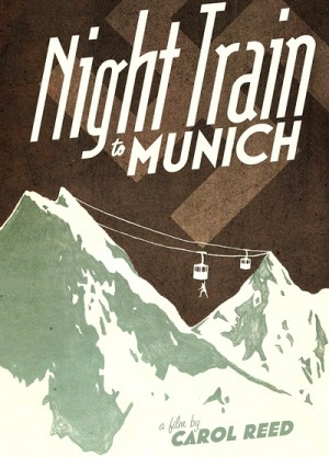 Night Train to Munich 1940 Criterion Collection