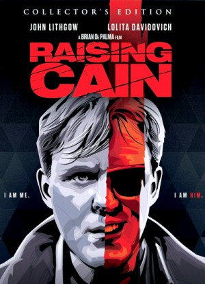 Raising Cain (1992) 2 x Blu-Ray Shout! Factory Collector's Edition (Theatrical Version and Director's Cut)