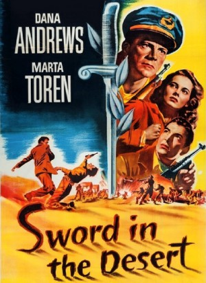Sword in the Desert 1949