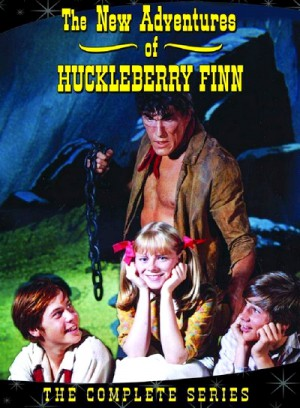 The New Adventures of Huckleberry Finn (1968–1969) 3 x DVD