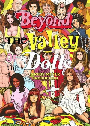 Beyond the Valley of the Dolls 1970 Criterion Collection