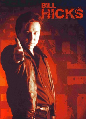 Bill Hicks: One Night Stand (1991), Relentless (1992), Revelations (1993), It's Just a Ride (1994) 2 x DVD