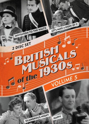 British Musicals of the 1930s Volume 5