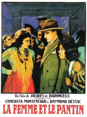 La femme et le pantin / The Woman and the Puppet (1929) DVD5