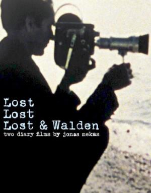 Lost Lost Lost & Walden: Two Diary Films by Jonas Mekas (1969, 1976) 2 x Blu-Ray
