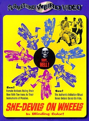 She-Devils on Wheels 1968