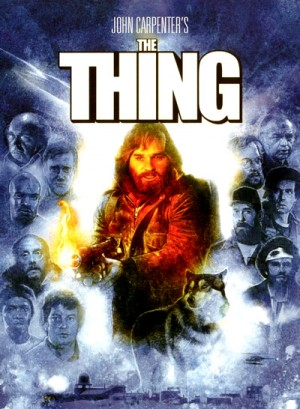 John Carpenter's The Thing (1982) 2 x Blu-Ray Shout! Factory - Scream Factory Collector's Edition