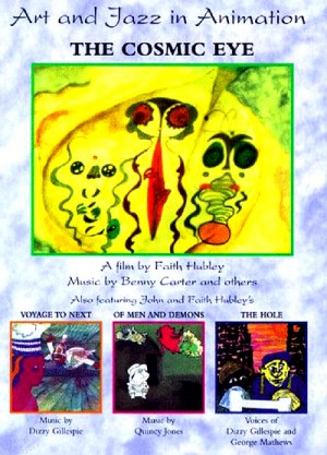 Art and Jazz in Animation: The Cosmic Eye (1986) DVD9