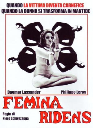 Femina ridens / The Frightened Woman / The Laughing Woman (1969) DVD9