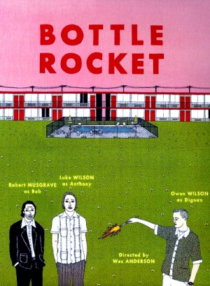 Bottle Rocket 1996 Criterion Collection