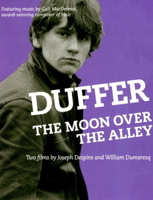 Duffer (1971), The Moon Over the Alley (1976) DVD9 and Blu-Ray