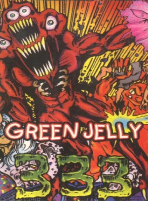 Green Jelly: 333 (1994) DVD5