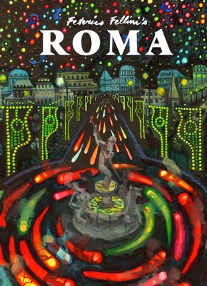 Roma 1972 Criterion Collection
