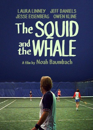 The Squid and the Whale 2005 Criterion Collection