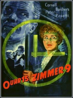 0 Uhr 15, Zimmer 9 / 12:15 AM - Room 9 / Quarter Past Midnight, Room 9 (1950) DVD9