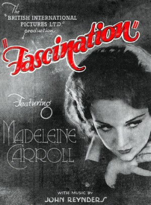 Fascination 1931