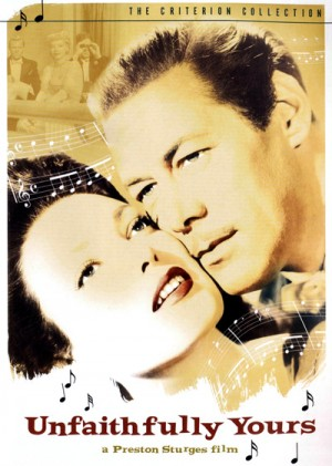 Unfaithfully Yours 1948 Criterion Collection